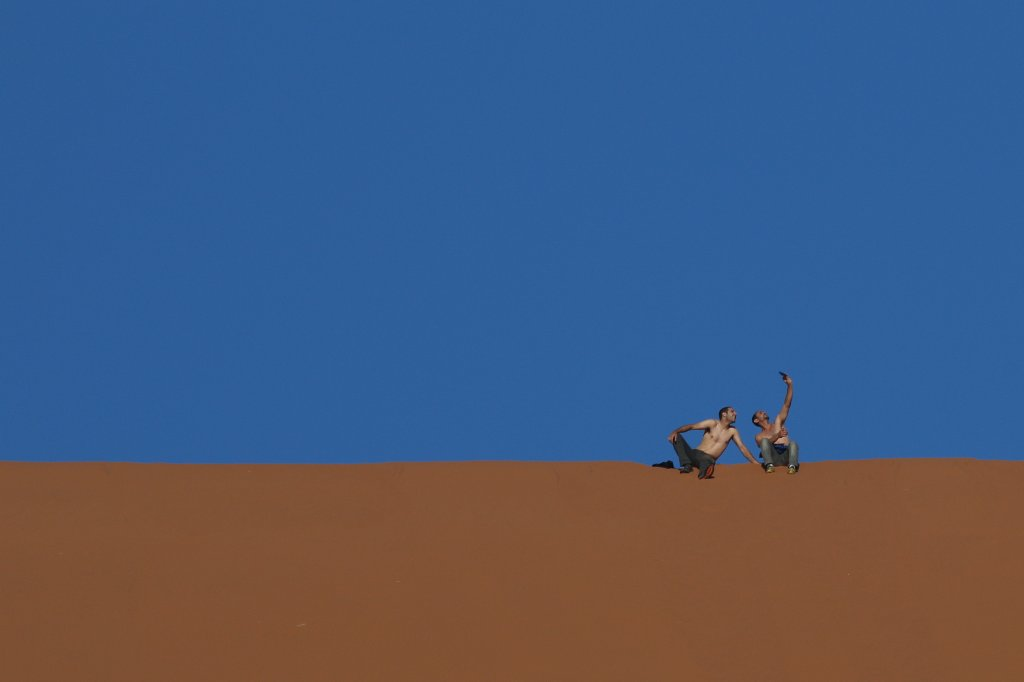 Sossusvlei, Big daddy Dune, Namibia