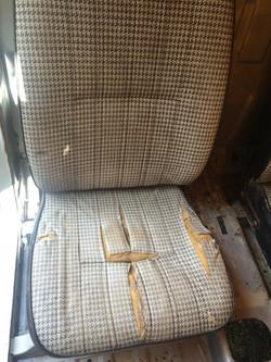 SJ410 seats - before