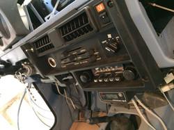 SJ410 Heater panel - after