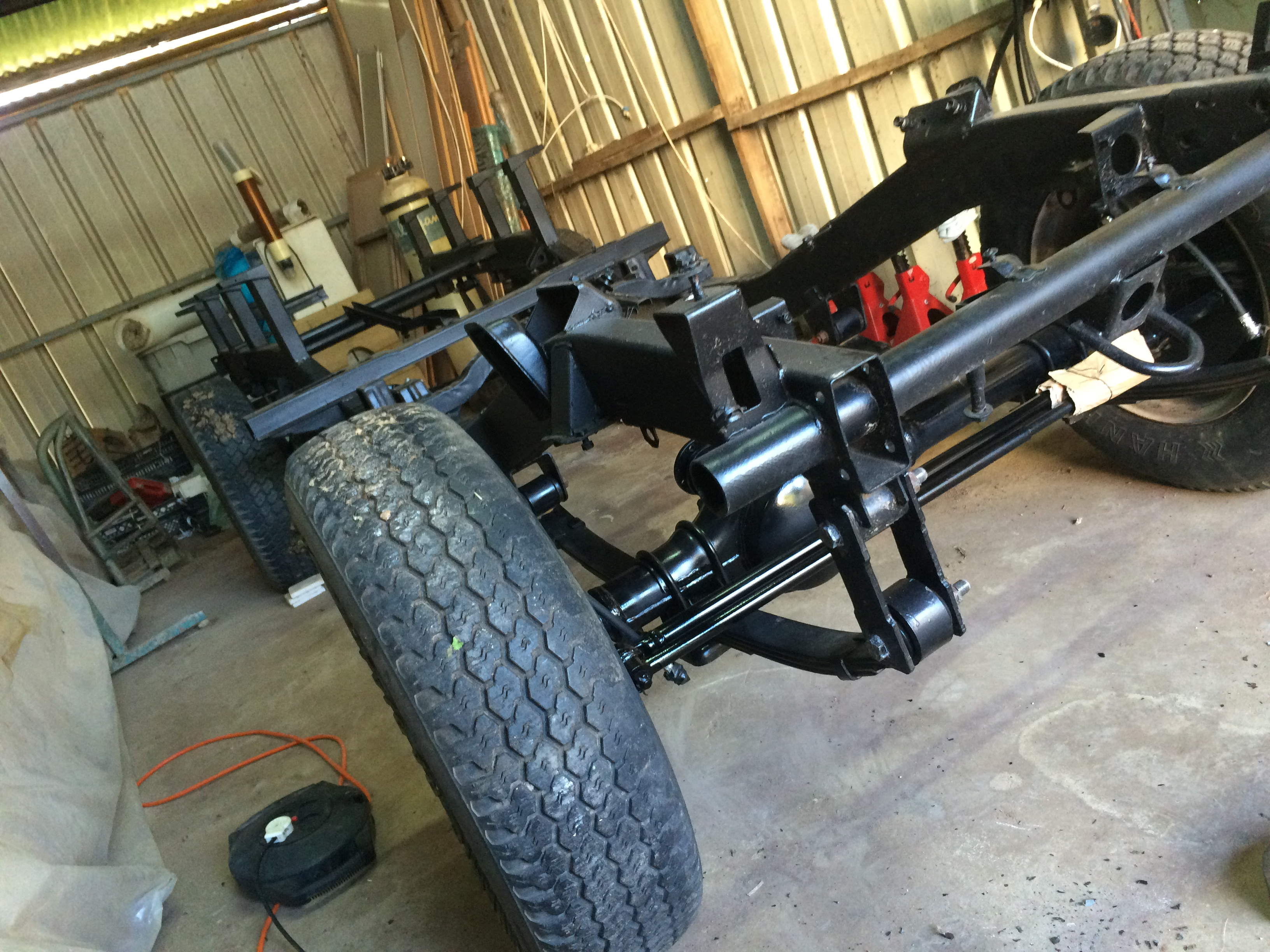 SJ410k rolling Chassis