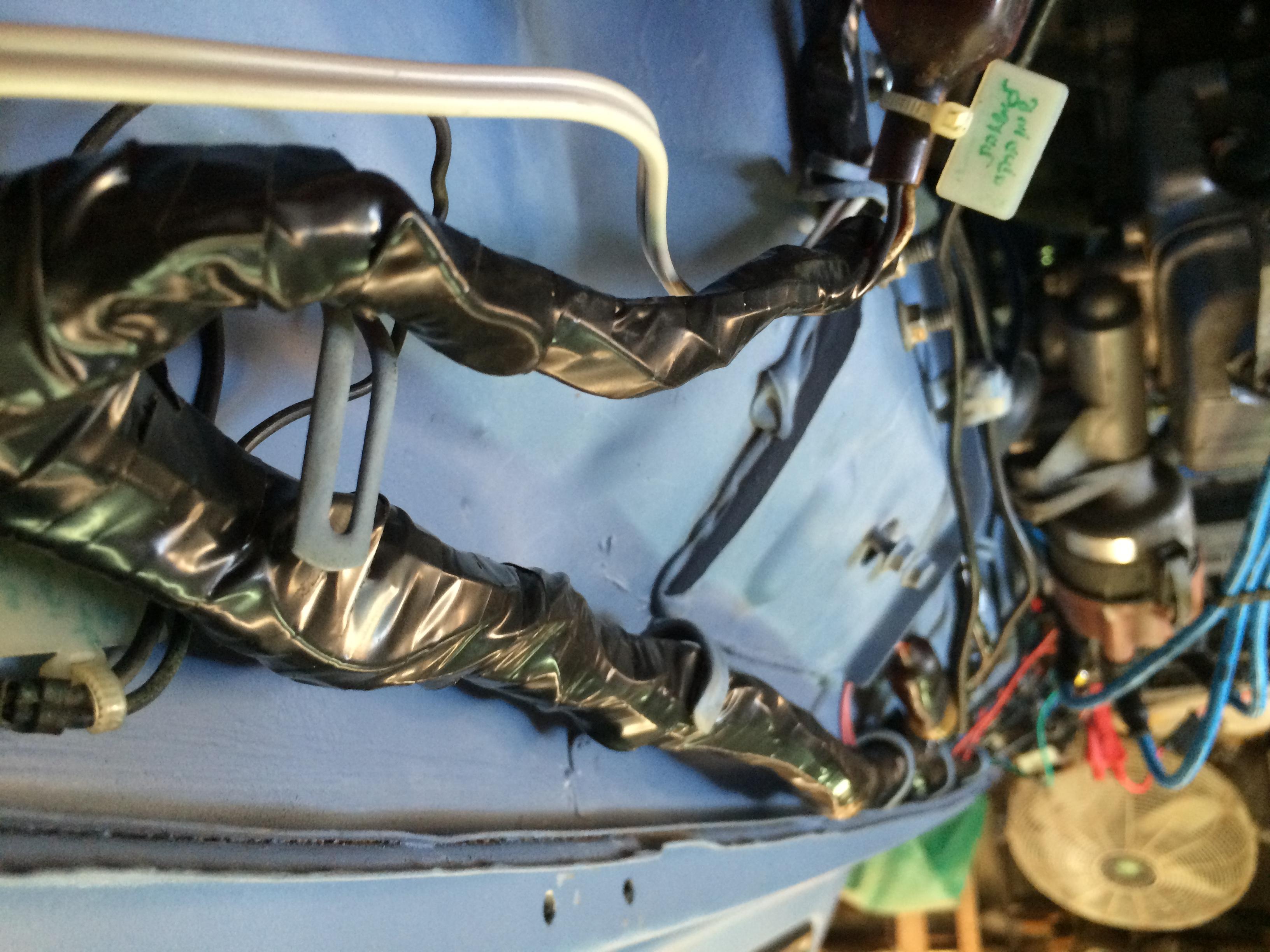 SJ410 Wires