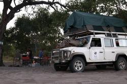 Purros Camp, Namibia