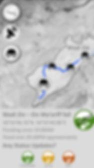 Flash Floods Chaser, User Experience Design, UX design