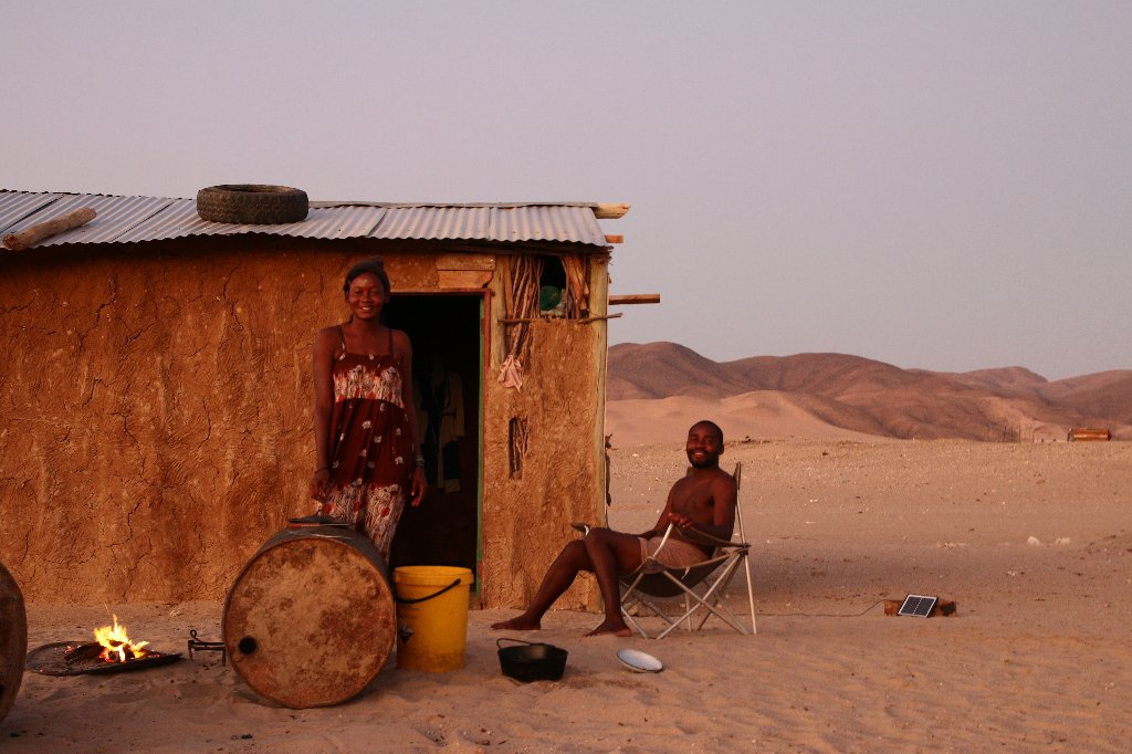 Purros, Namibia