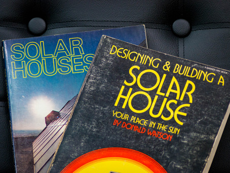 Solar Technology - Then and Now