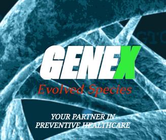 GENEX - Evolved Species