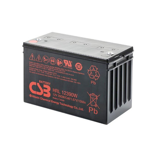 CSB HRL 12390 WFR battery - Penn-Delmar Power
