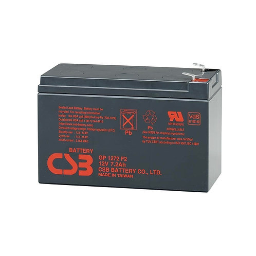 CSB GP 1272 F2 Battery - Penn-Delmar Power