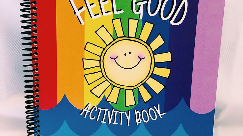 Feel Good Activity Book