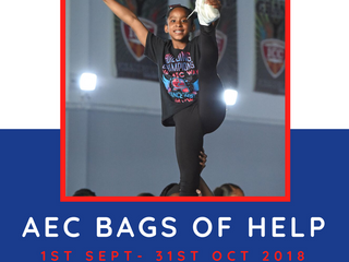 Ascension Eagles call out for votes to bag a share of Tesco's bag fund