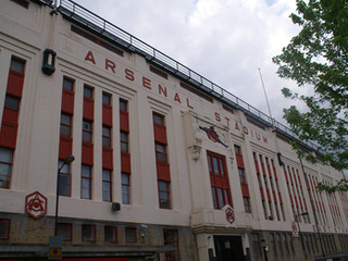 AEC Archives: The day AEC went to Highbury