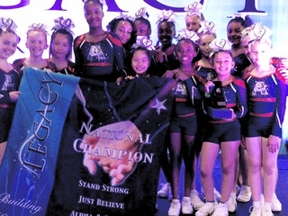 AEC Live Your Legacy Results!