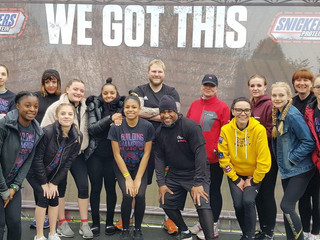 Tough Mudder– a cheer mum that stepped out of her comfort zone