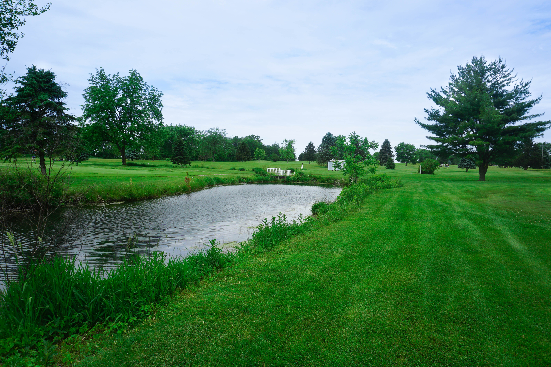 Golf course in southwest Michigan