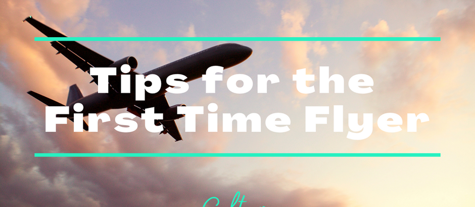 Tips for the First Time Flyer