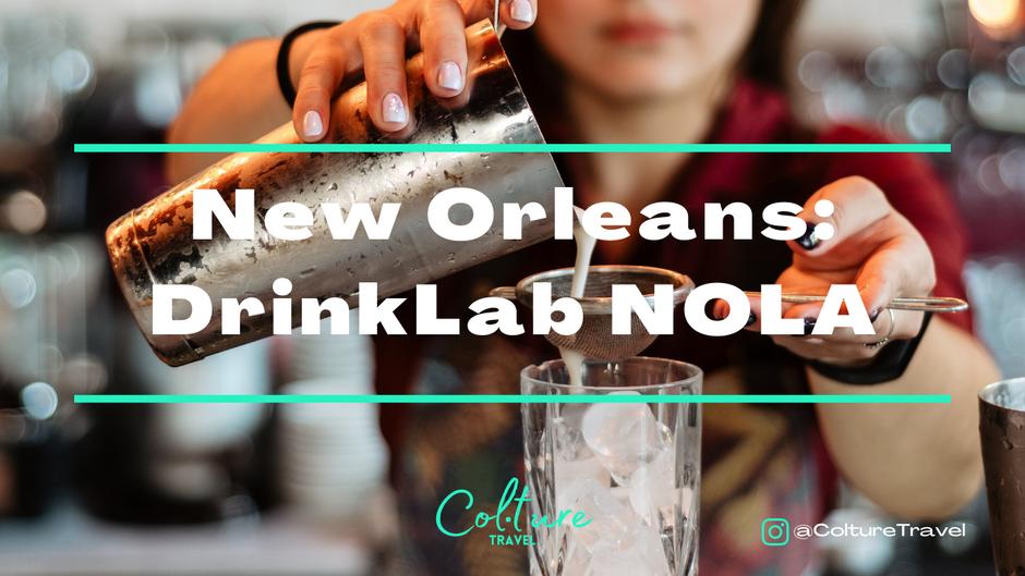 Drink Lab NoLa