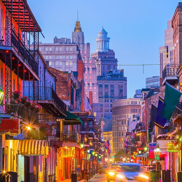 New Orleans Getaway 2022
