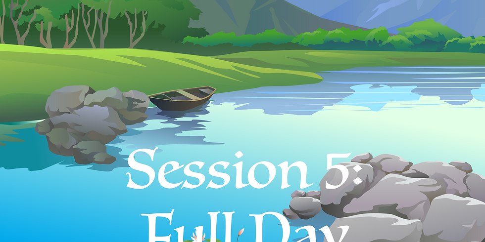 Session 5: Headwaters of Mithral River Valley and The Journey's Never Done Until It's Over