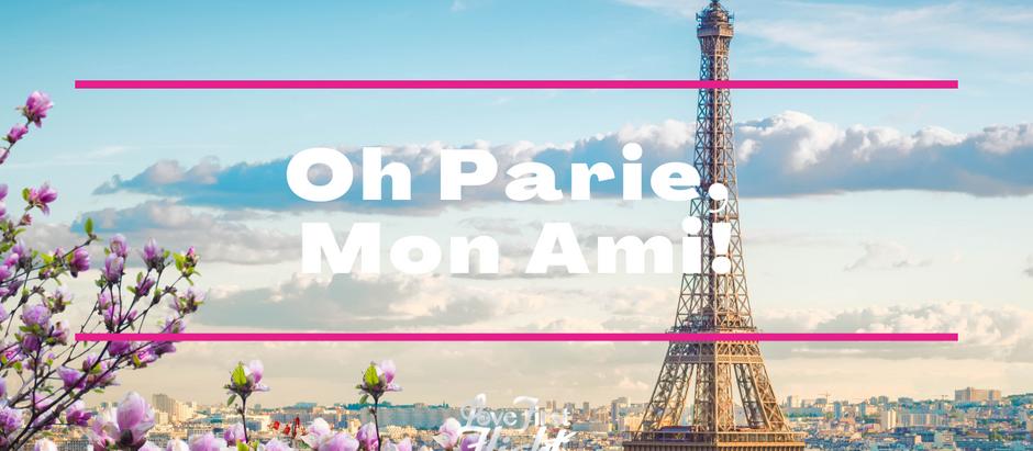 Oh Parie, Mon Amie!