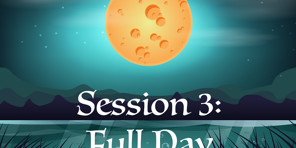 Session 3: The Ocean Voyage and the Elves of Deep Lagoon