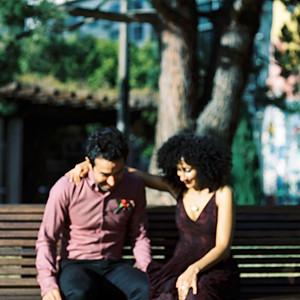 Yasmine + Robert