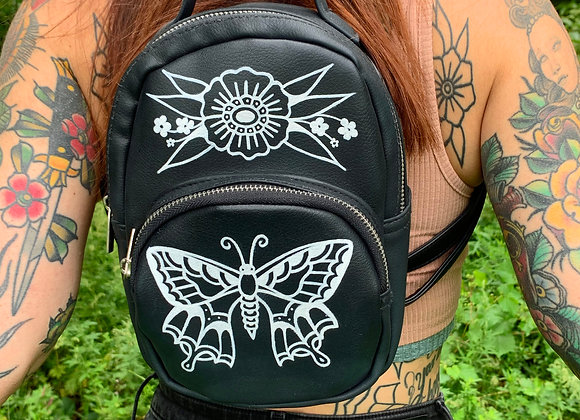 Butterfly Mini Backpack
