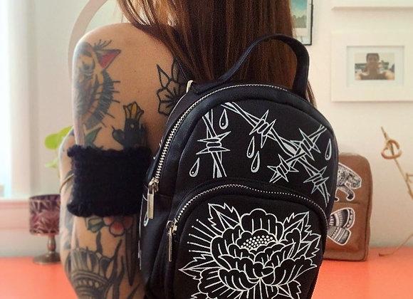 Peony Mini Backpack
