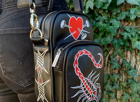 Scorpion Mini Crossbody
