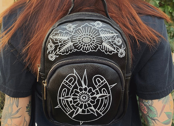Horseshoe Mini Backpack