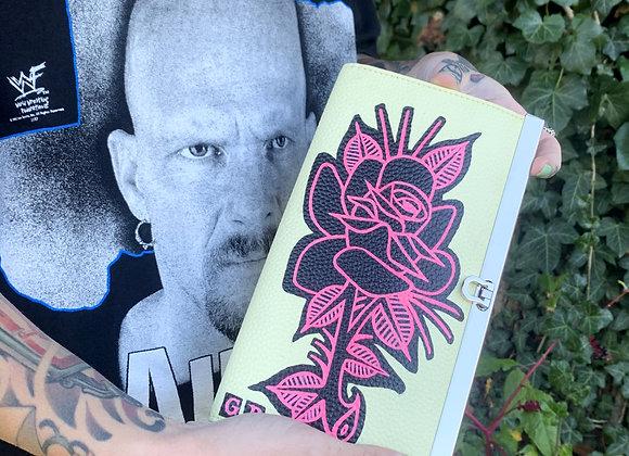 Yellow Rose Wallet