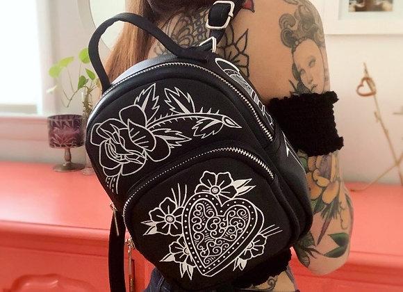 Heart Mini Backpack