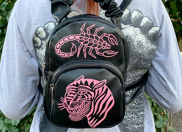 Tiger Mini Backpack