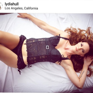 Celebrity Lydia Hull