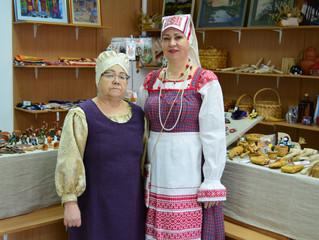 Делегация из Чеченской республики
