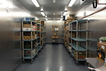 School Food Storage