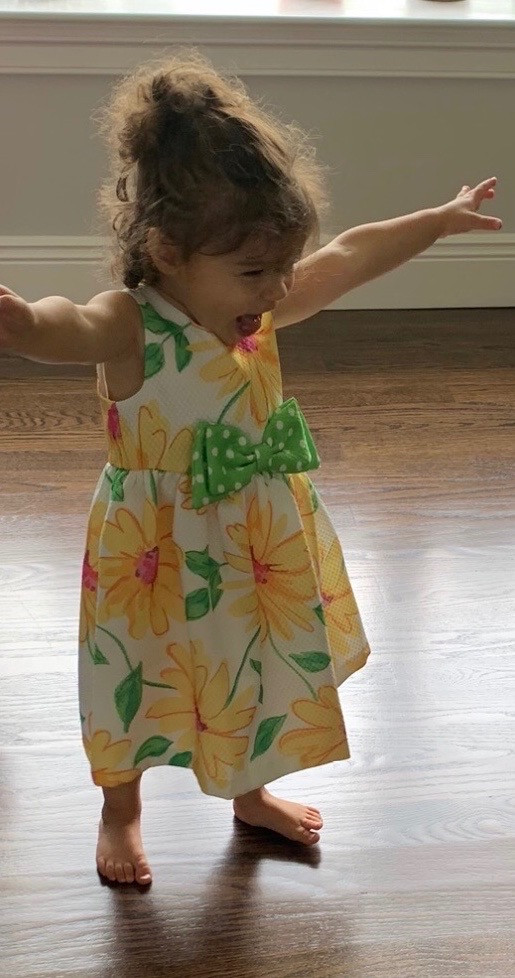 You are the sunshine of my life! A Bonnie Baby creation worn by the sweetie pie!