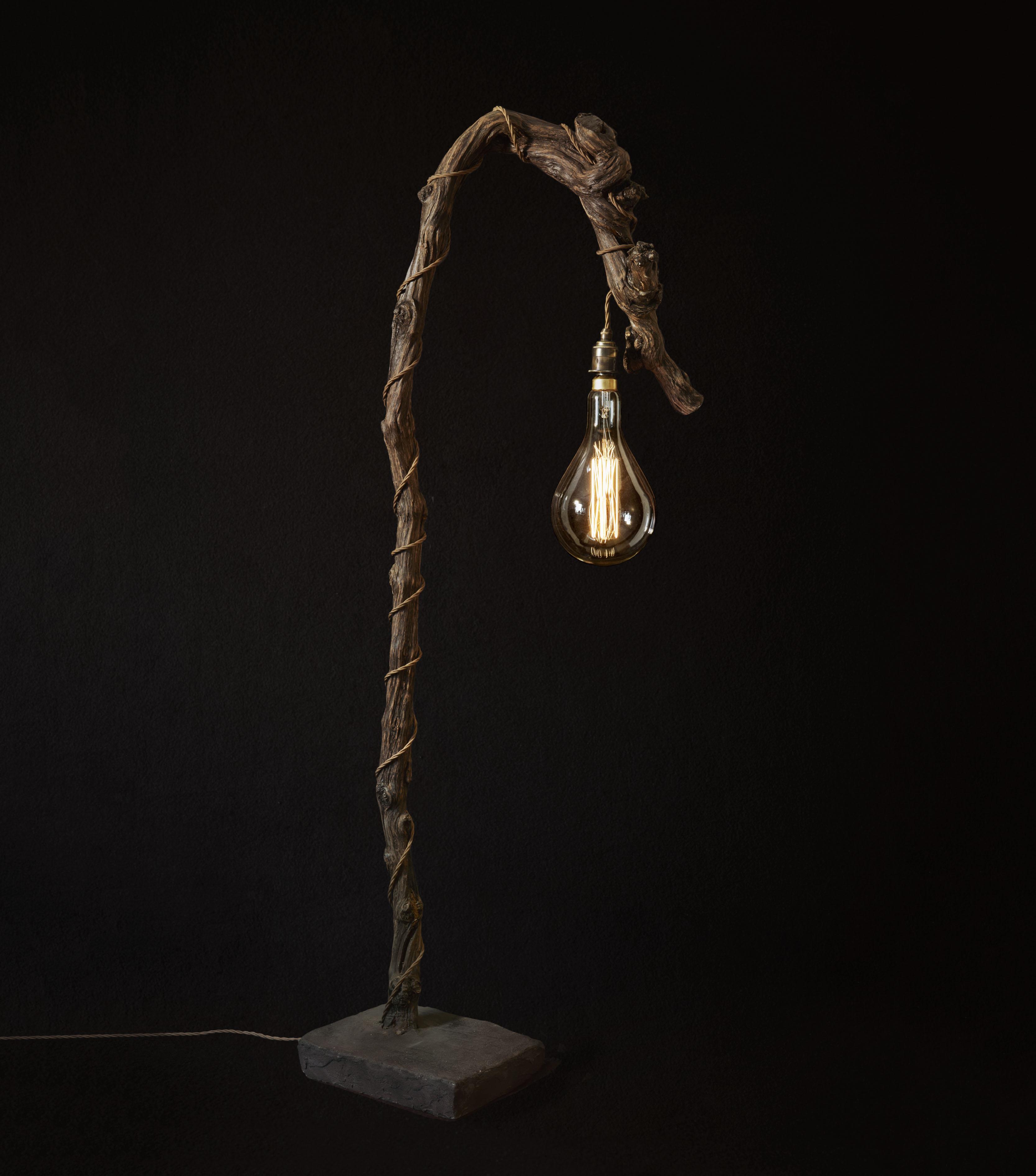 Stehlampe - Edition Schwarz