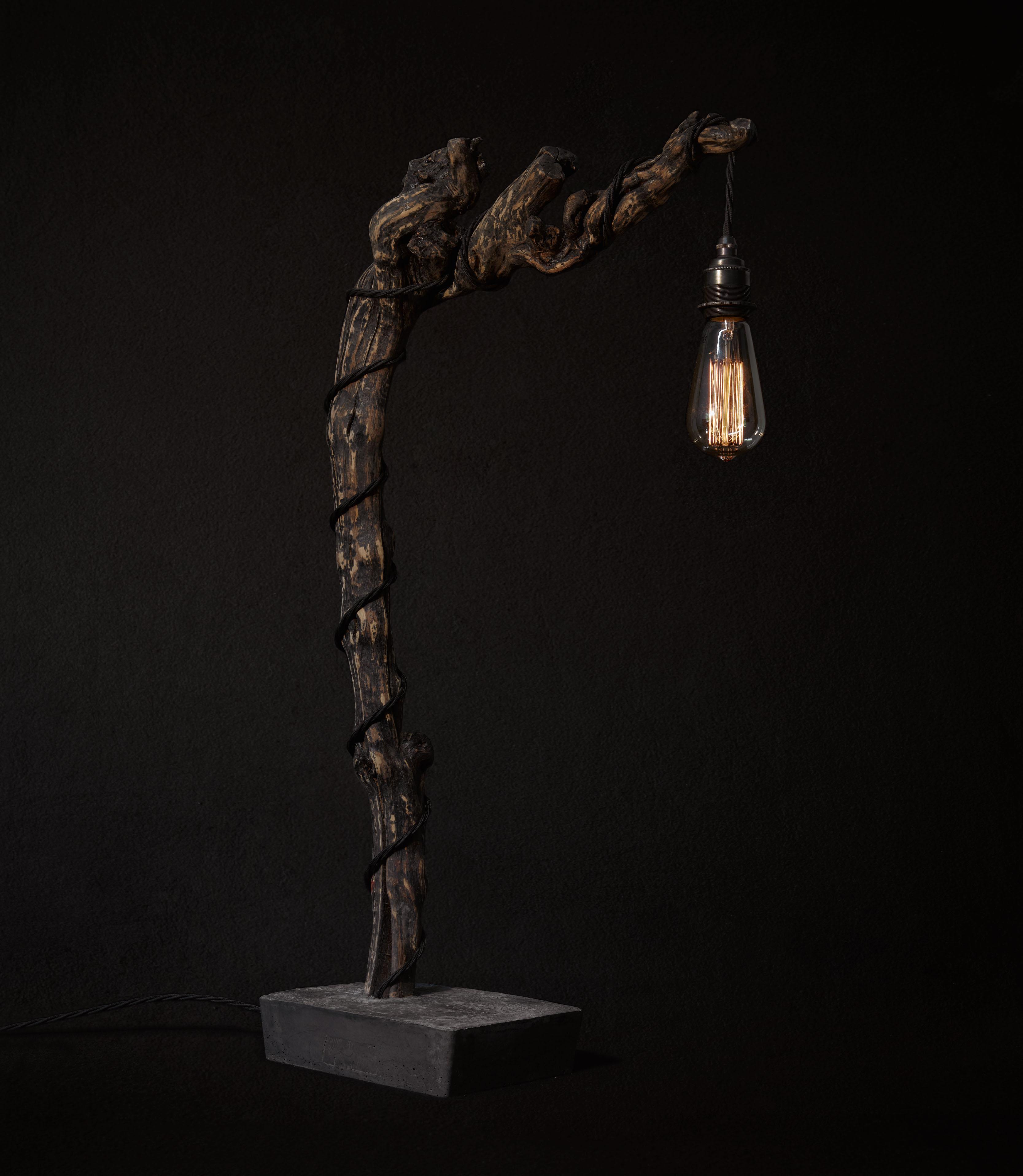 Tischlampe - Edition Schwarz