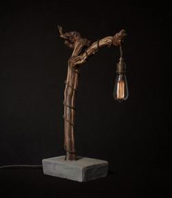 Tischlampe - Edition Bronze