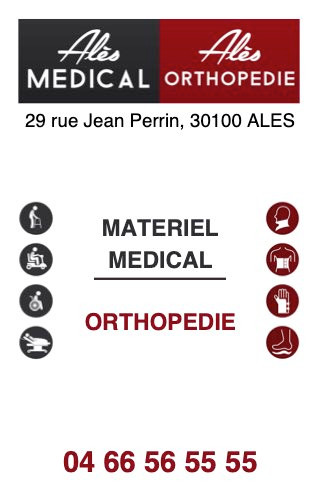 Cartes de visite ALES MEDICAL