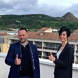CHAMPELOVIER Lionel et Sonia ROUSSEL, in