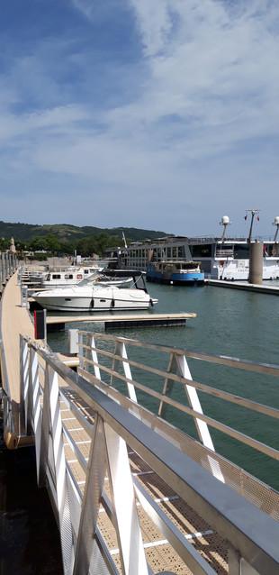 25 juin 2019 - Port de Tournon sur Rhône