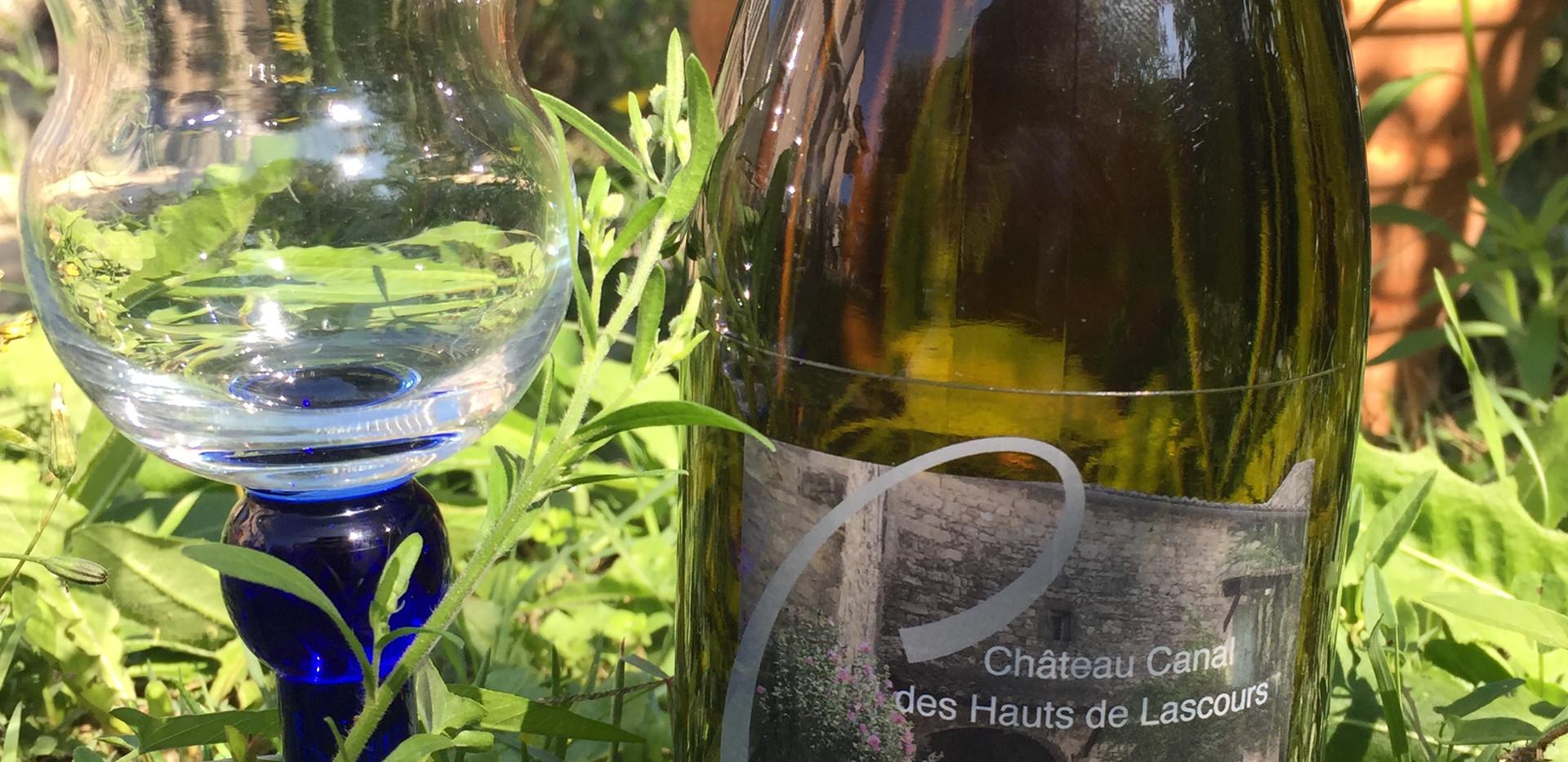 Etiquette de bouteille personnalisée