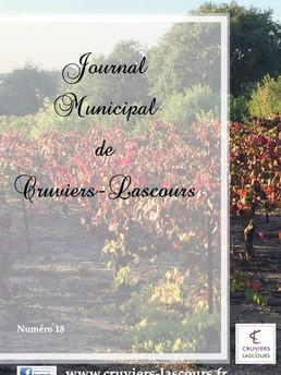Journal Municipal - 3ème trimestre 2020
