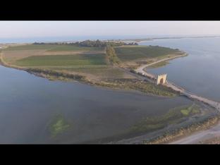2017, Août. Photos aériennes Maguelone