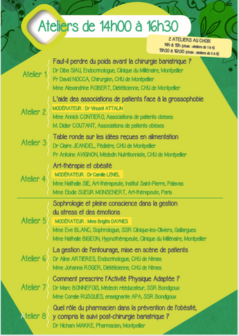 Programme CSO