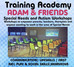 New Training Dates - now available to watch online!