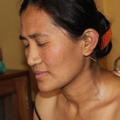 Praxis für Akupunktur und Chinesische Medizin -  Isabella Rösinger in Wiesbaden.  Das Projekt in der Benchen Free Clinic beschreibt eine Voluntärstätigkeit in Nepal. Dort wird in einer freien Klinik Akupunktur angeboten.