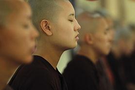 Qigong Meditation Stille