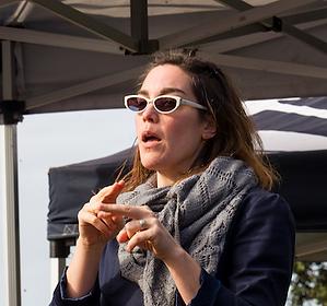 Amy interpreting 2015.png